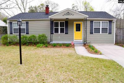 Columbia Single Family Home For Sale: 14 Rose