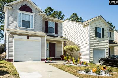 Columbia Single Family Home For Sale: 306 Curvewood