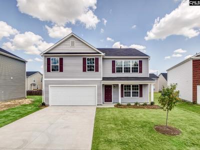 Single Family Home For Sale: 635 Twisted Oak #Lot 267