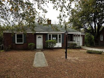 Columbia Single Family Home For Sale: 4211 Mildred