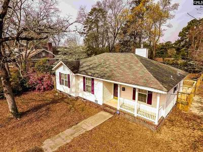 Lexington County, Richland County Single Family Home For Sale: 5119 Colonial Dr