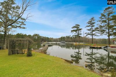 Lexington County, Newberry County, Richland County, Saluda County Single Family Home For Sale: 1108 Sandbar