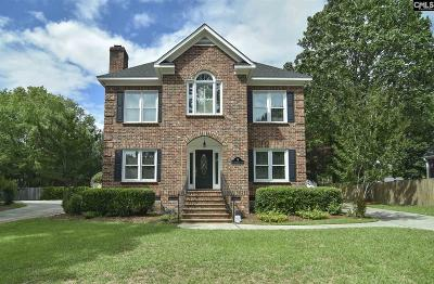 Columbia Single Family Home For Sale: 9 Old Woodlands Ct