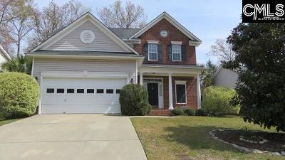 Irmo Single Family Home For Sale: 201 Whitewater