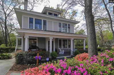 Blythewood, Ridgeway, Winnsboro, Columbia, Elgin, Ballentine, Eastover, Forest Acres, Gadsden, Hopkins Single Family Home For Sale: 2602 Blossom