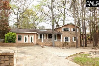 Lexington County Single Family Home For Sale: 3209 Bush River