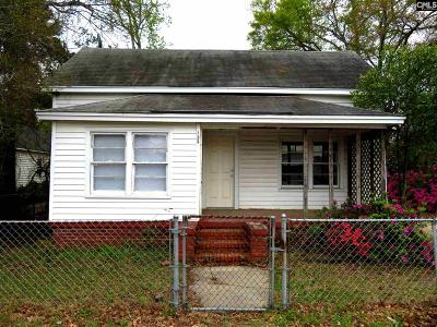 West Columbia Single Family Home For Sale: 755 Center
