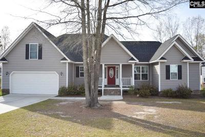 Camden Single Family Home For Sale: 300 Rapid Run