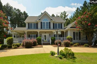 Prosperity Single Family Home For Sale: 174 Drafts Hollow