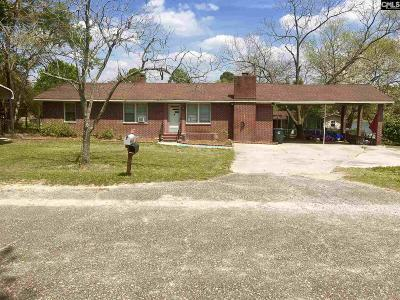 Batesburg Single Family Home For Sale: 316 Anthony