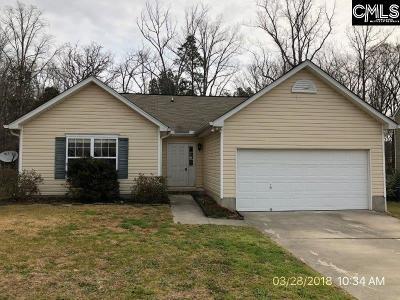 Lexington County Single Family Home For Sale: 208 Walkbridge