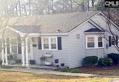 Orangeburg Single Family Home For Sale: 995 Carolina Ave