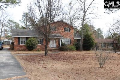 Cayce Single Family Home For Sale: 1945 Rosemary