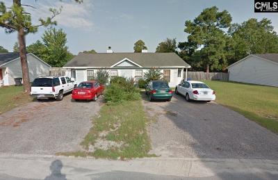 West Columbia Multi Family Home For Sale: 135 Villa