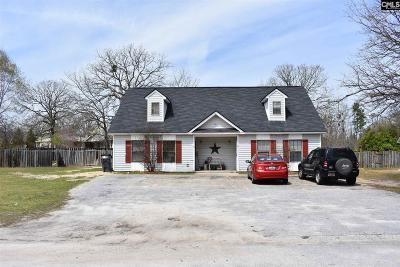 West Columbia Multi Family Home For Sale: 149 Villa