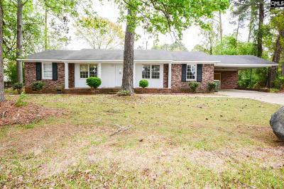 Lexington County, Richland County Single Family Home For Sale: 135 Latonea