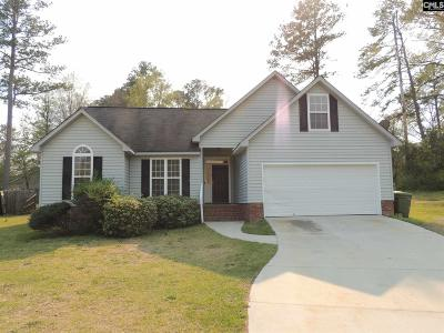 Lexington County, Richland County Single Family Home For Sale: 3 Danrock