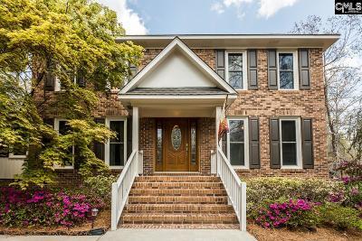 Lugoff Single Family Home For Sale: 210 Plantation