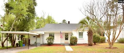 Rosewood Single Family Home For Sale: 3818 Capers