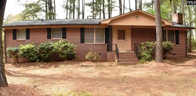 Columbia Single Family Home For Sale: 133 Piney Grove