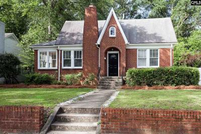 Columbia Single Family Home For Sale: 311 S Harden