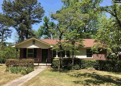 Cayce Single Family Home For Sale: 1106 Pine
