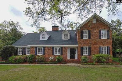Single Family Home For Sale: 3710 Devereaux