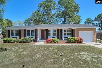 Columbia Single Family Home For Sale: 405 Arcola