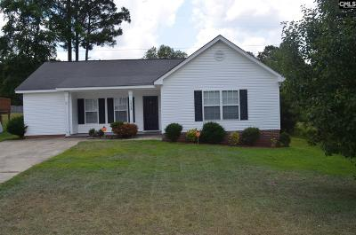 Lexington County, Richland County Single Family Home For Sale: 111 Parsons Mill