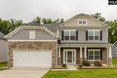Blythewood, Ridgeway, Winnsboro, Columbia, Elgin, Ballentine, Eastover, Forest Acres, Gadsden, Hopkins Single Family Home For Sale: 258 Hawkins Creek