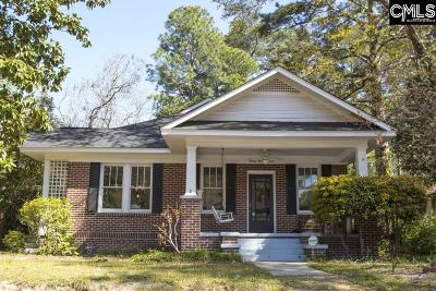 Columbia Single Family Home For Sale: 3313 Kline