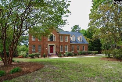 Blythewood Single Family Home For Sale: 116 Fox Hill