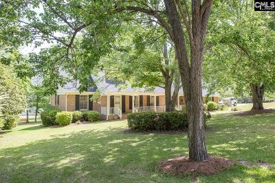 Camden Single Family Home For Sale: 108 Cool Springs