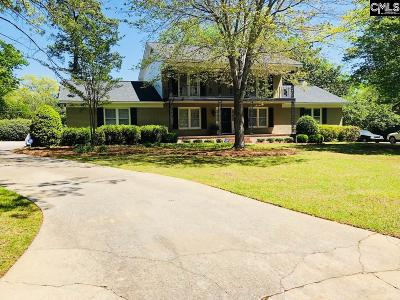Columbia Single Family Home For Sale: 6209 Olde Knight