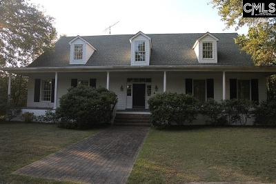 Camden Single Family Home For Sale: 1441 Sanders Creek
