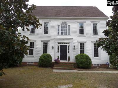 Columbia Single Family Home For Sale: 5980 Hampton Leas