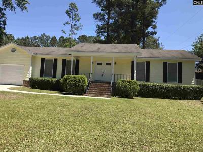 Columbia Single Family Home For Sale: 71 Durango