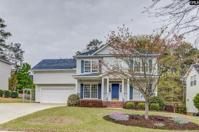 Irmo Single Family Home For Sale: 6 Alverston