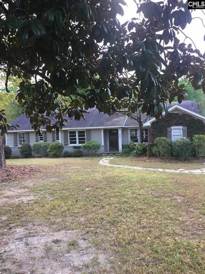 Lake Katherine Single Family Home For Sale: 826 Burwell