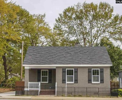 Shandon Single Family Home For Sale: 3211 Rosewood