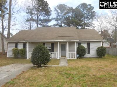 West Columbia Single Family Home For Sale: 475 S Woodside