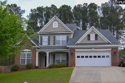 Lexington County, Richland County Single Family Home For Sale: 206 Winterberry