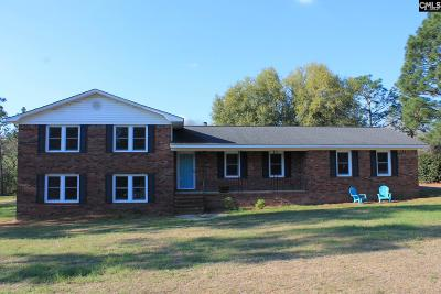Leesville Single Family Home For Sale: 4711 Calks Ferry Rd