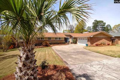 West Columbia Single Family Home For Sale: 2116 Durham