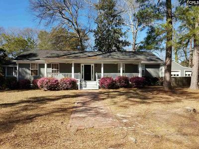 Camden Single Family Home For Sale: 1405 Sarsfield