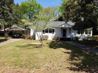 Camden Single Family Home For Sale: 800 Kirkwood