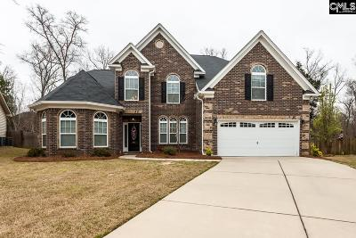 Irmo Single Family Home For Sale: 593 Crawfish
