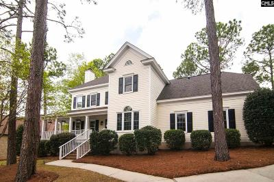 Single Family Home For Sale: 407 Bridgecreek