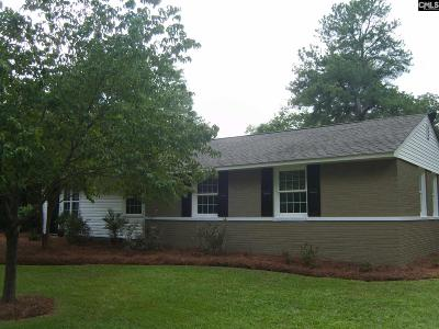 West Columbia Single Family Home For Sale: 811 Seminole
