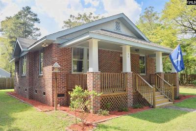 West Columbia Single Family Home For Sale: 100 Broad